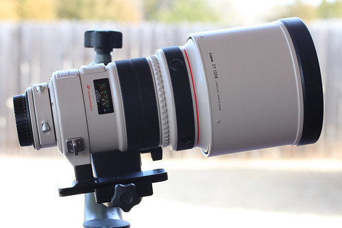 Canon EF 200mm f/2L IS USM | by crbinson
