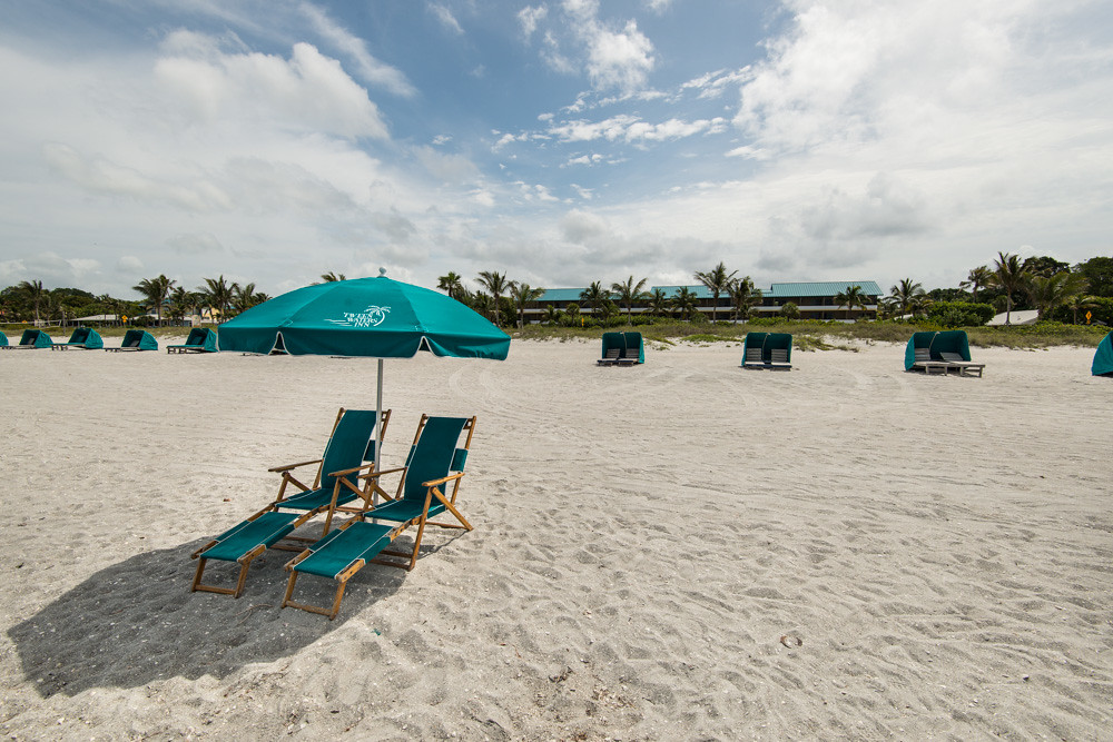 Beach Chairs on Captiva