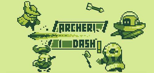 ARCHE DASH 2 per Android - un runner game endless incredibilmente retrò!