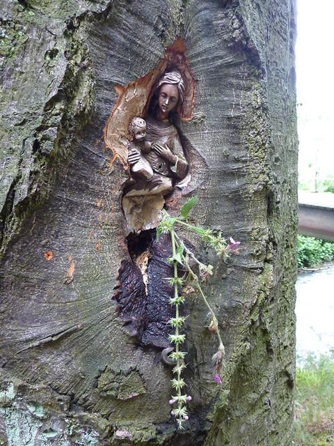 Maria and Jesus