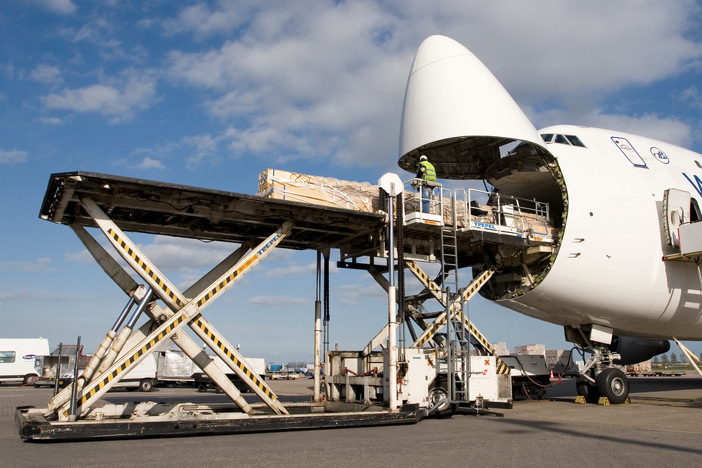 Boeing 747 Nose Loading My Facebook Page This Very Long