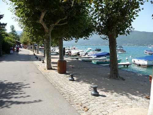 Annecy , Cycling around the lake | by Nouhailler