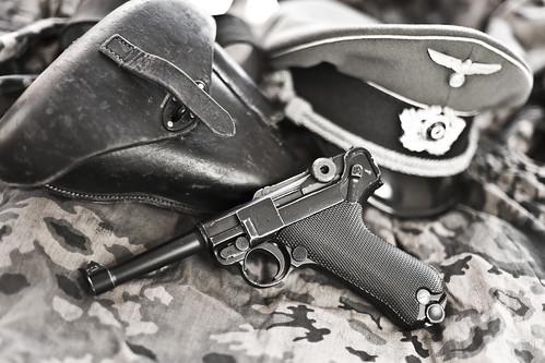Pistole 08, Parabellumpistole