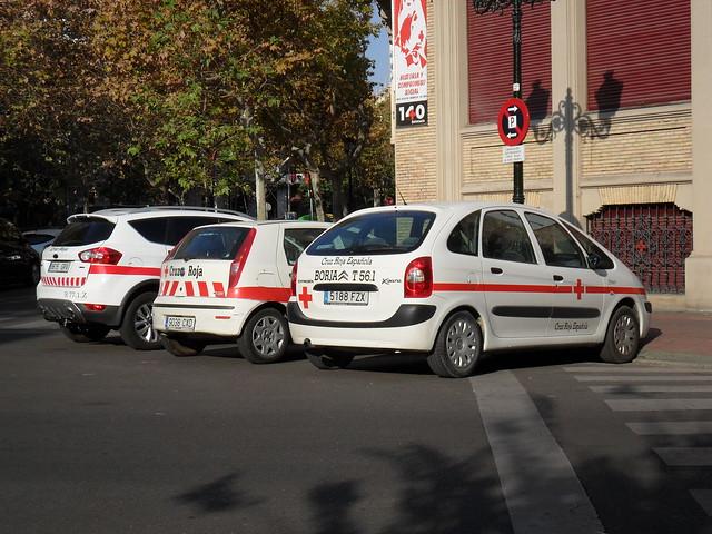 Cruz Roja Ejea De Los Caballeros, Alagón y Borja
