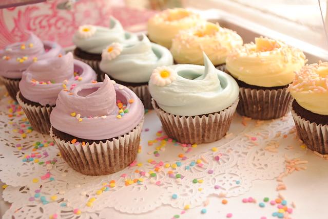 Magnolia Bakery cupcakes dessert places