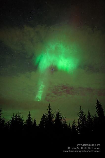 Aurora borealis shs_n3_087234