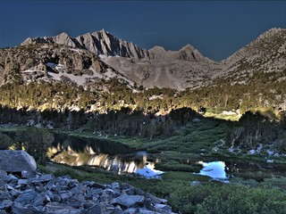 0266 Bishop Pass Trail - Spearhead Lake HDR | by _JFR_