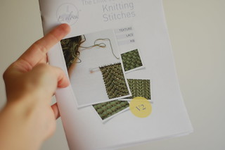 The Little eBook of Knitting Stitches | by this lyre lark