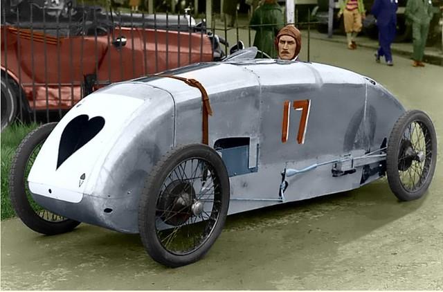 Amilcar GSC 1074cc 1925