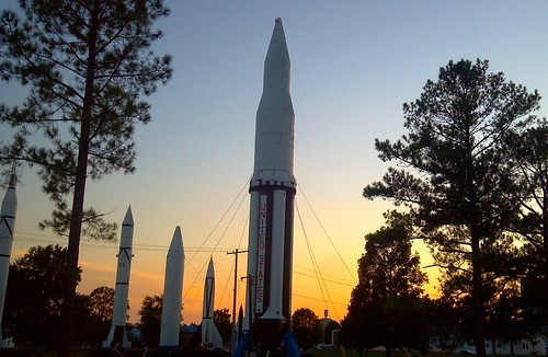 huntsville alabama redstonearsenal rocketpark marshallspaceflightcenter