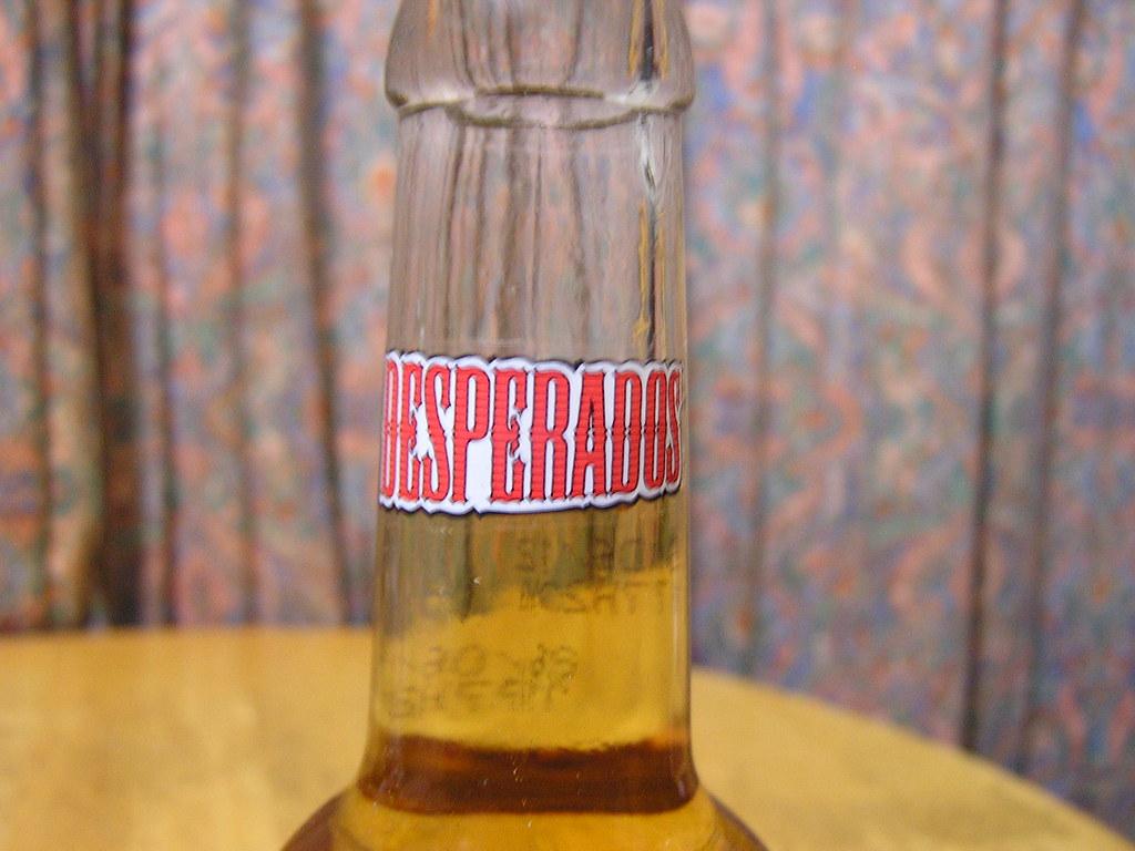 Desperados Tequila Beer Collar Not A Real Collar As Such Flickr