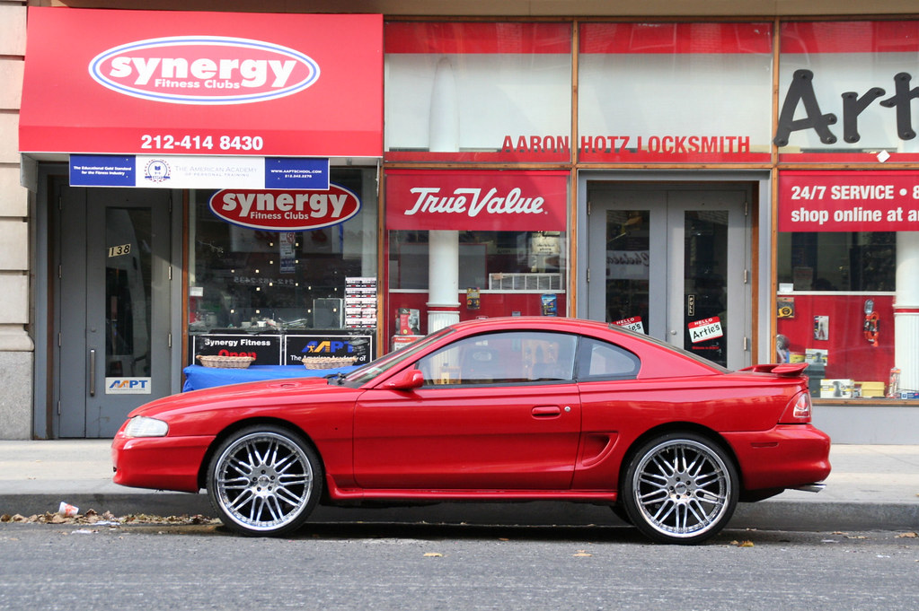 Donk Tacular Sn95 Mustang Alex Nunez Flickr
