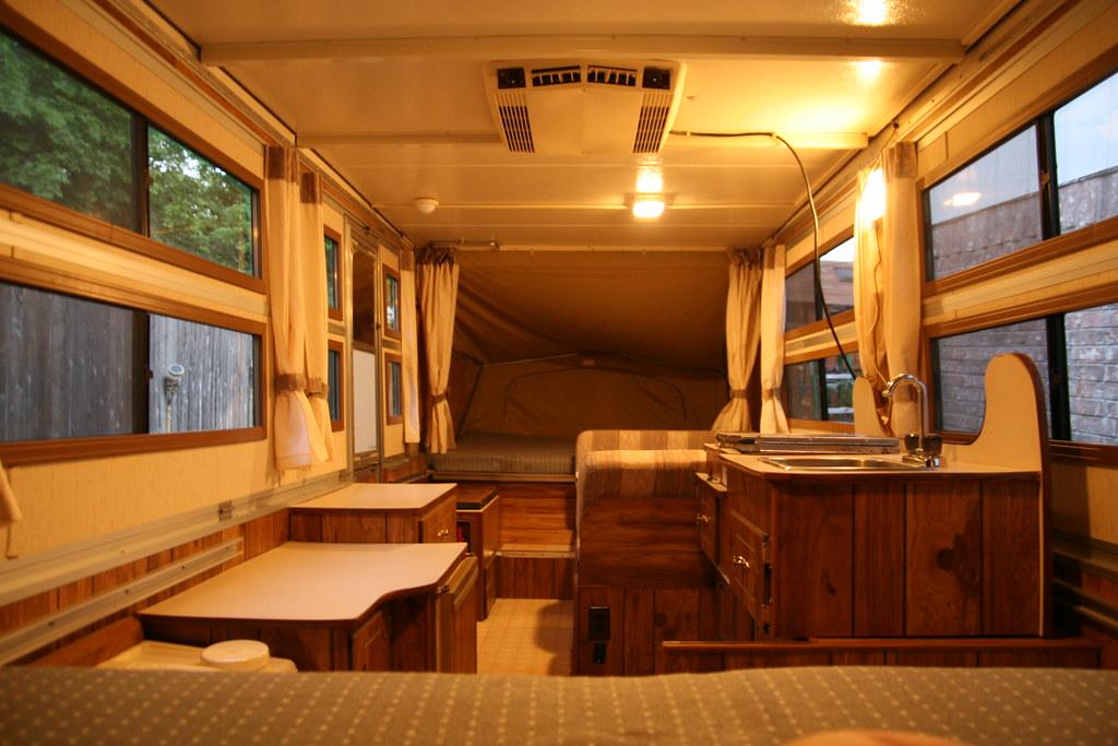 1990 Palomino Txl Pop-up Camping Trailer Rv
