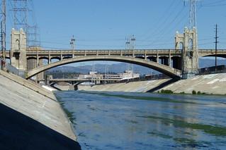1931 4th Street Viaduct (Bridge) Los Angeles