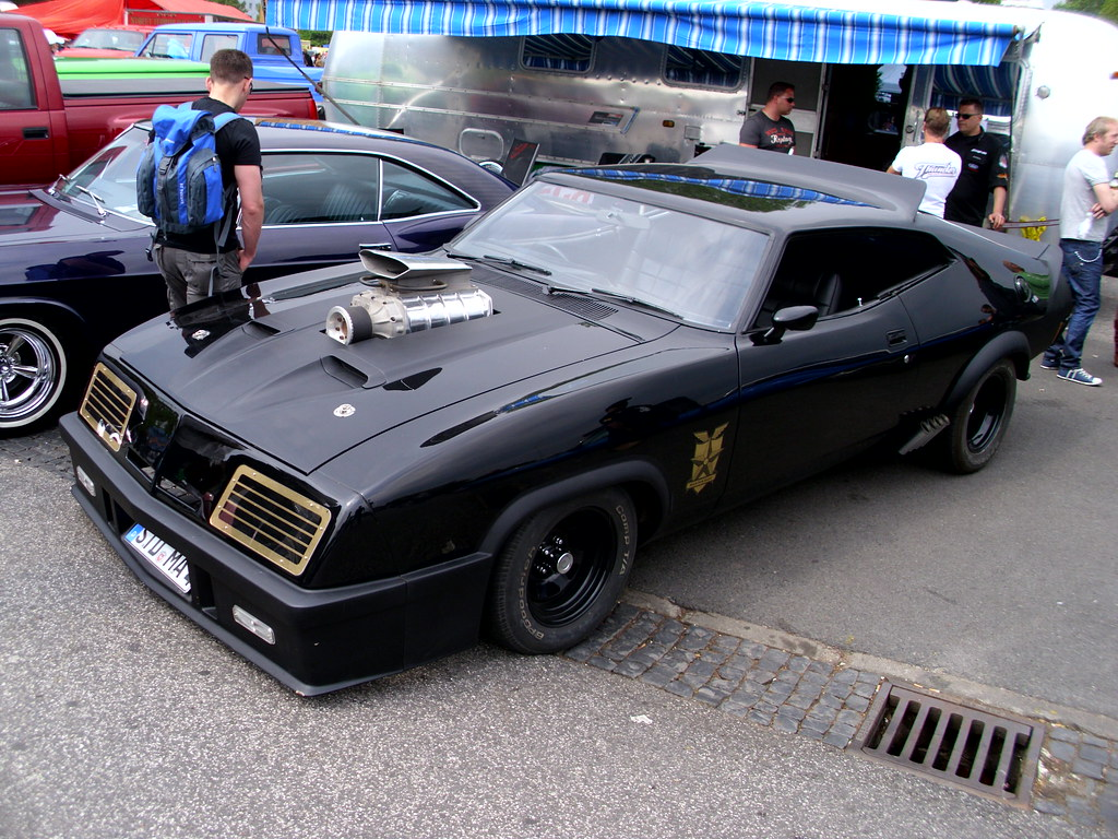 Mad Max / 1979] - Ford Falcon XB GT Coupé 'The Last Inter