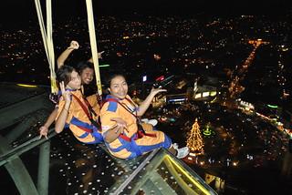 Accepting the Edge Coaster & Skywalk challenge in Cebu City | by JMParrone