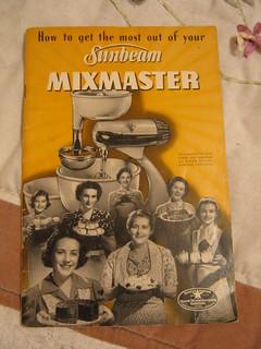 Sunbeam Mixmaster 1942 | by maddie_500