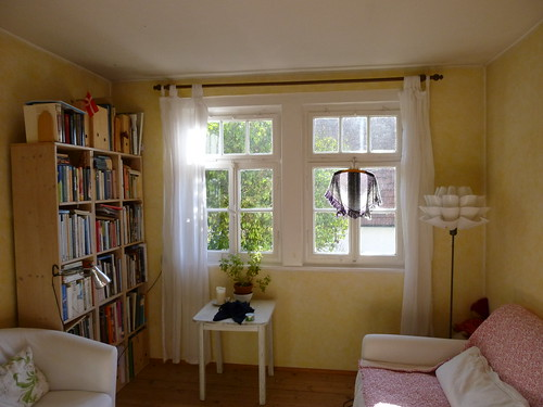 I've got small rooms, dirty windows, single pane glass, no central heating, and I've got SUN and LIGHT | by storebukkebruse