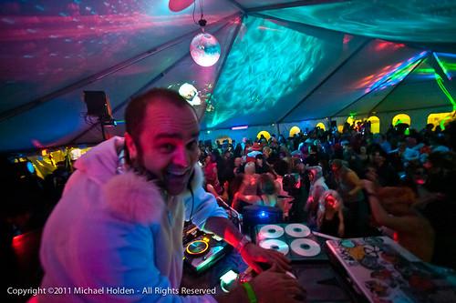DJ Diem Rockin' SeaCompression 2011: MocktoberFest