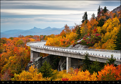linn cove viaduct parkway blue ridge brp wnc blueridgeparkway nc grandfathermountain linncoveviaduct bridge fall foliage autumn oak maple ash blueridgemountains sky scenic landscape landscapes photo photography nature relaxing peaceful serene daveallen nikon d700 nikond700 outdoors appalachia rough roughridge boone fork trees fallfoliage autumnleaves leaf leaves leafchange daveallenphotography northcarolina westernnorthcarolina carolina evening beautiful blueridge mountains vacation travel hawksbill tablerock mygearandmeplatinum mygearandmediamond