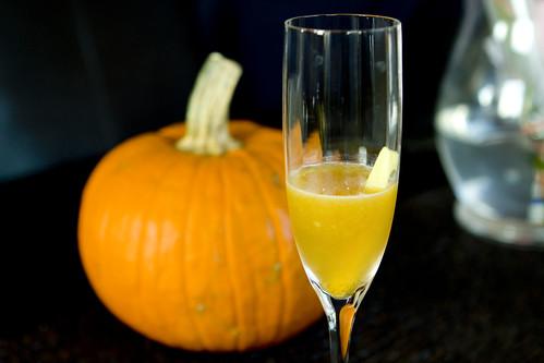 Pumpkin Cocktail 1 | by FoodMayhem.com