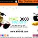 Graphic Design MAC 3000 HD