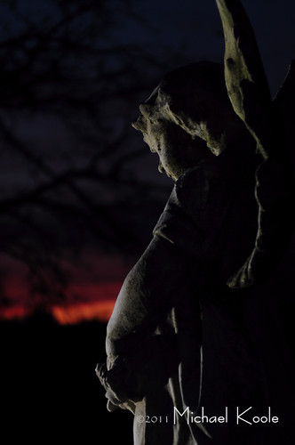 november sunset angel michael nikon michigan sb600 nikkor lowell cls d300 westmichigan kentcounty 2885mmf3545af strobist koole michaelkoole 2011365