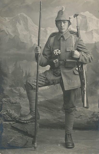 Alpenkorps Jäger Regiment Nr. 3 - Schneeschuhbataillon