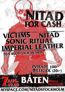 Nitad For Cash | by gazspeedhorn