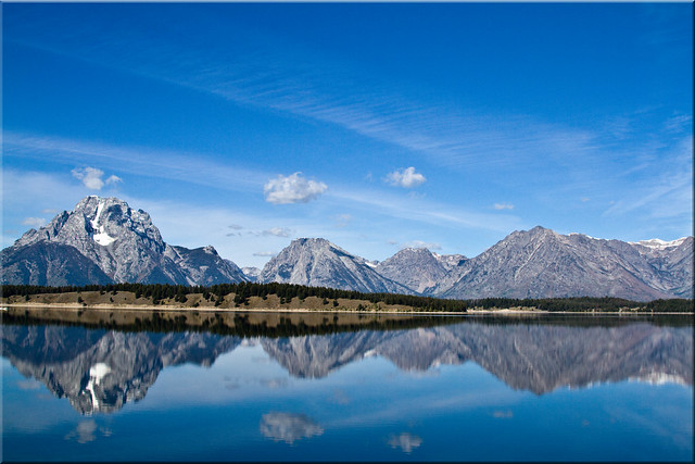 Celebrating Earth Day - Grand Teton National Park