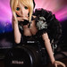 Saber Lily Dollfie Dream and Nikon D7000 by Wolfheinrich