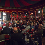 Unbound audience   James Yorkston entertained our Spiegeltent audience with his Unbound performance