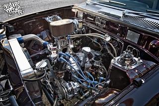 RX4 13B J-Port - engine bay
