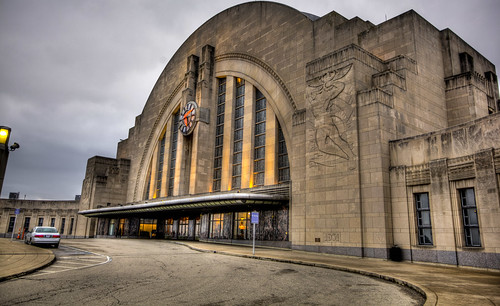 Cincinnati Union Terminal | by tr.robinson