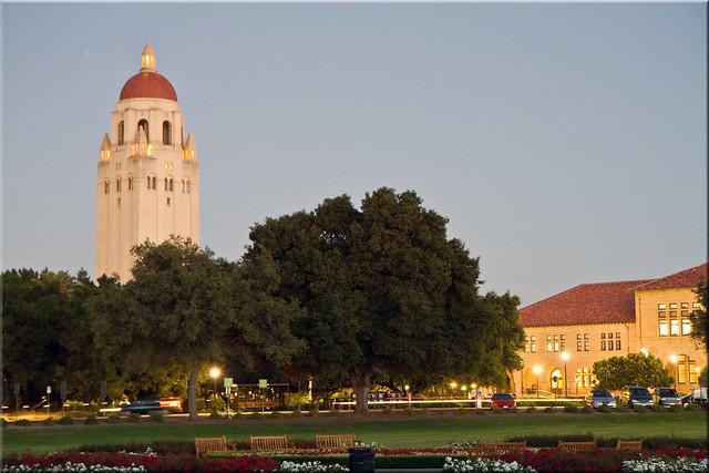 Summer Solstice at Stanford