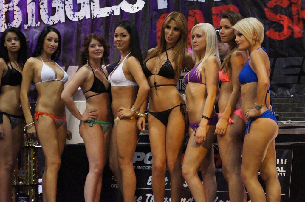 Montreal girls in bikinis get arrested Bikini Contest Importfest Girls Sony A55 Montreal 1 Oc Flickr