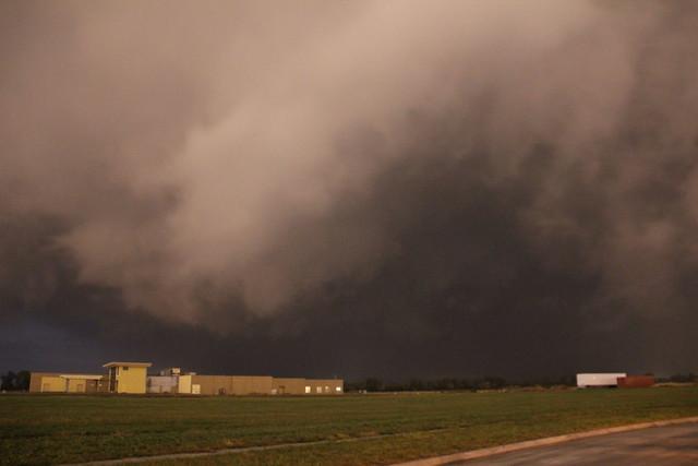 100711 - Kearney Nebraska Wall Cloud!