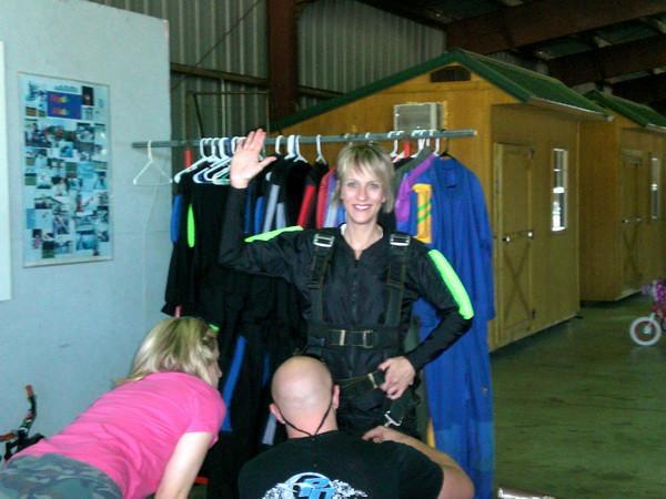 Skydiving! 1