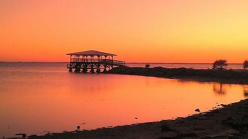 sunset evo3d portstjoeflportstjoefloridausaseascapegazebo