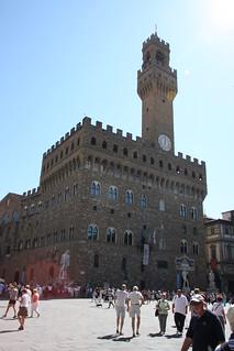 Palazzo Vecchio   by renaatje