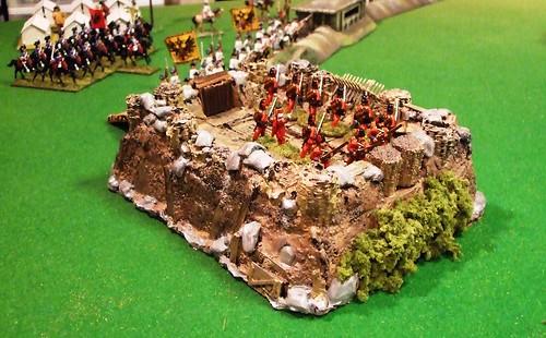 Redoubt garrisoned by Grenzer   brierfielddave   Flickr