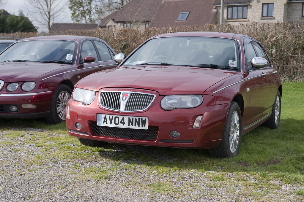 Rover 75 And Zt Mg Owners Club Rally Atwell Wilson Motor Museum Flickr
