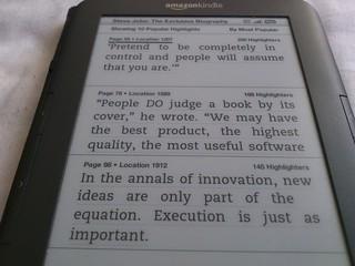 Marketers Reading Steve   by Bernie Goldbach