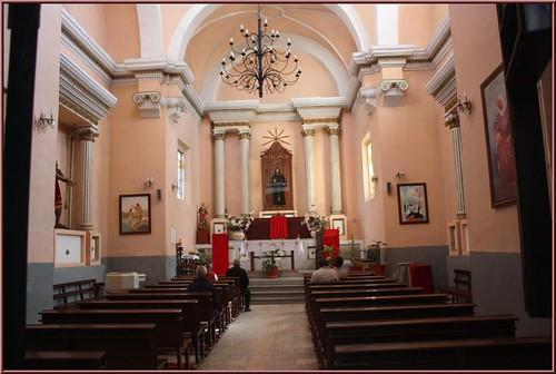 Parroquia Santa Anita y del Señor de la Salud (Centro) Puebla de los Ángeles,México