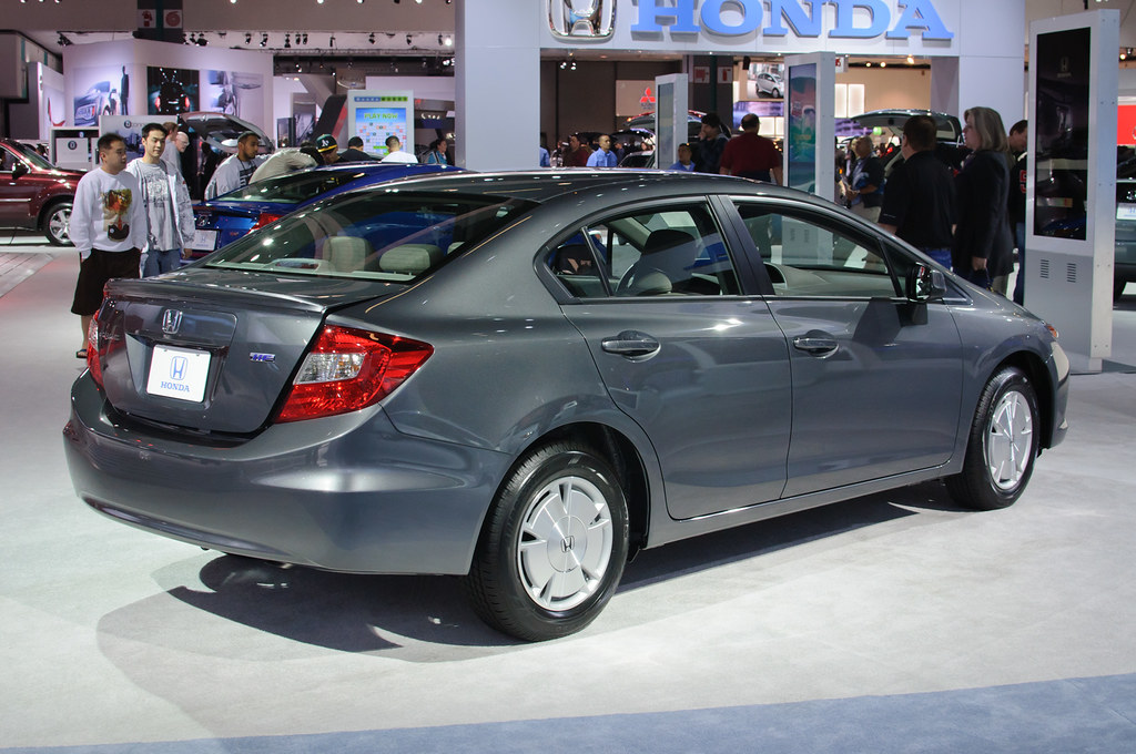 Honda Civic Hf >> Honda Civic Hf Us For The 2012 Model Year The Us Market