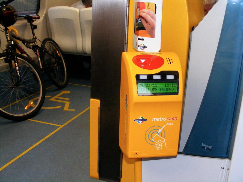 MetroCardSensor by phippspea01