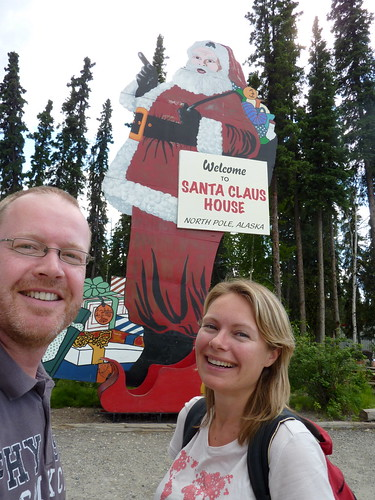 North Pole - Santa Claus House