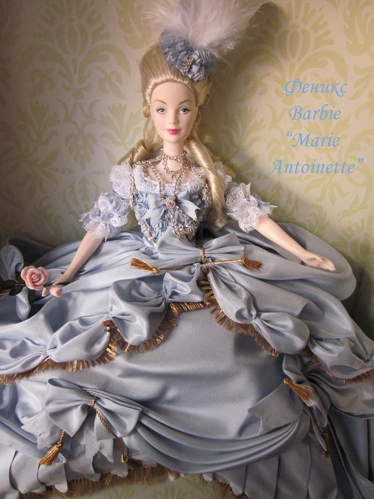 Barbie - Marie Antoinette | **Phoenix** | Flickr