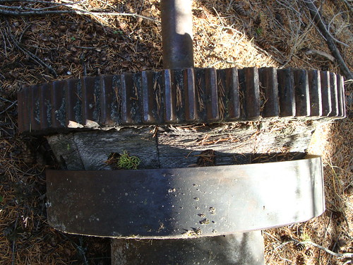 old abandoned bc greenwood machinery