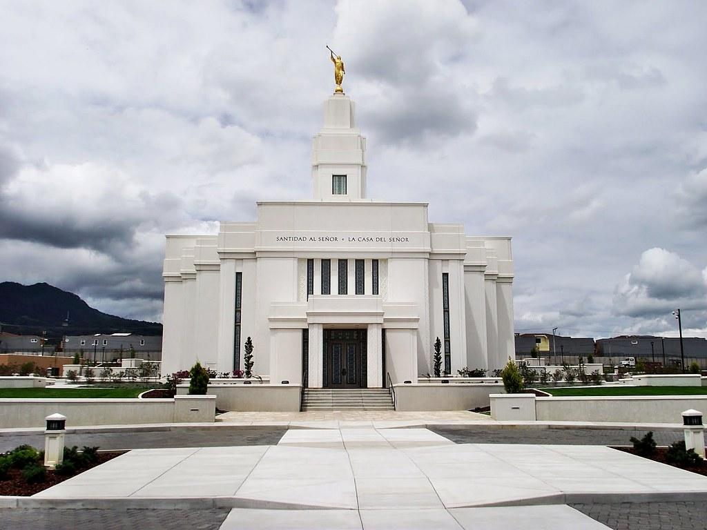 Quetzaltenango Guatemala LDS (Mormon) Temple - Templo SUD … | Flickr